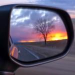 Photoset: Highway Lines & Warning Signs