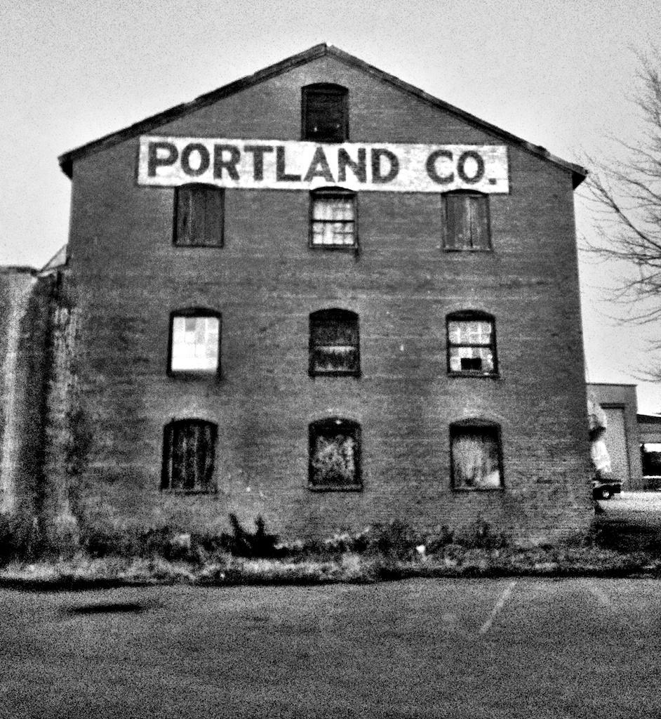 On Portland.