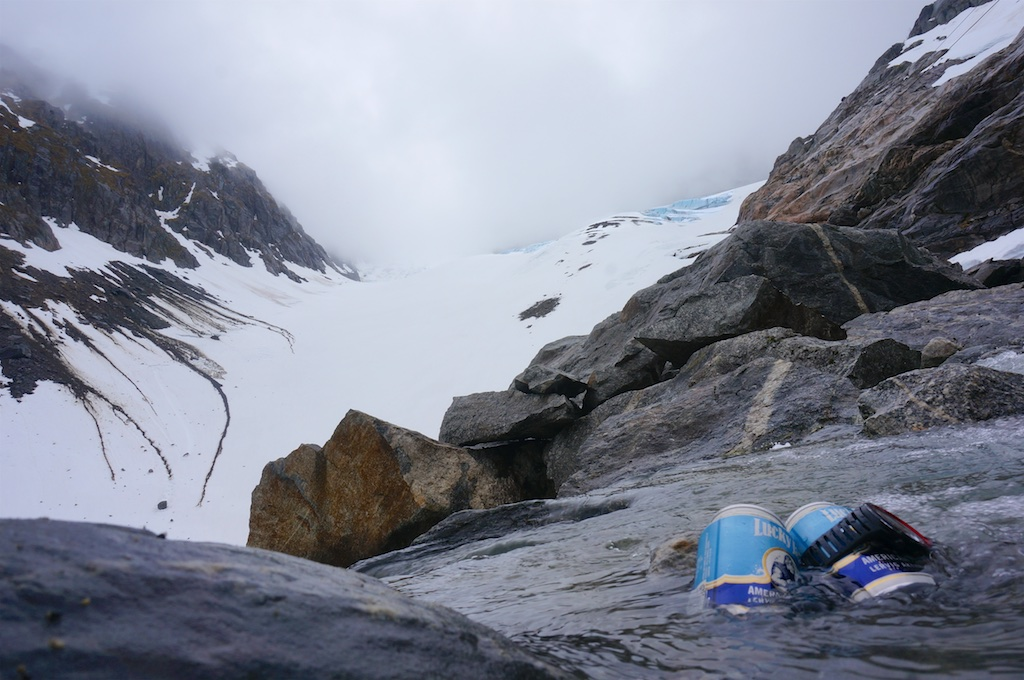 Norway Part #2: Everyman's right. Allemannsrett. Buer Glacier.
