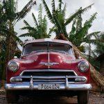 Classic Cuban Car