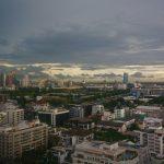 Bangkok from the conrad