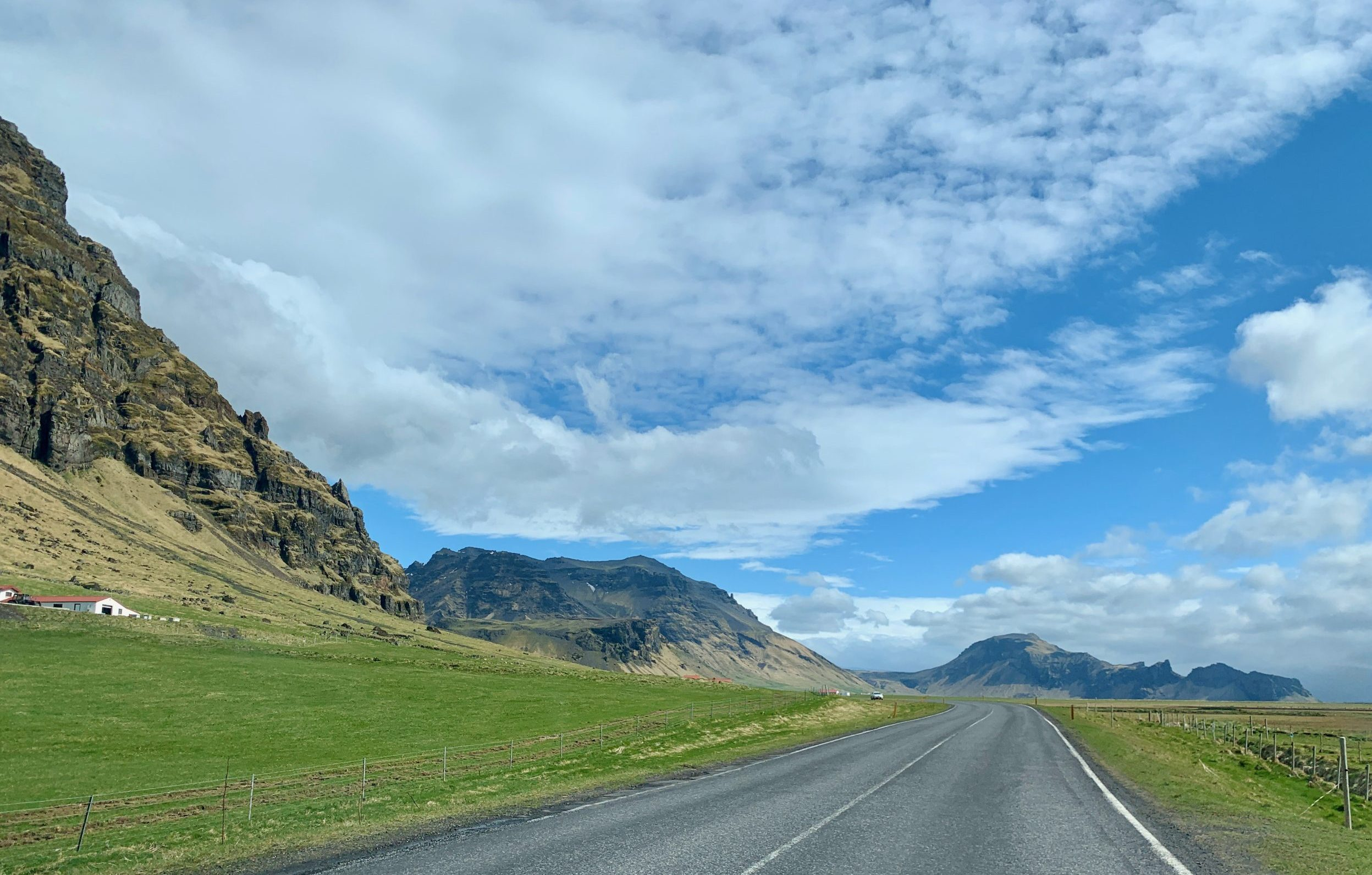 Iceland roadways