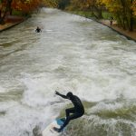 River Surfers
